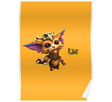 Gnar: The Missing Link (League of Legends) Poster
