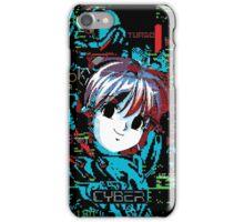 Machine Girl Neo iPhone Case/Skin