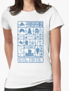 Build Your Own Doctor Who 2 Womens Fitted T-Shirt