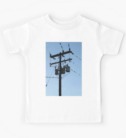 Power Pole Kids Tee