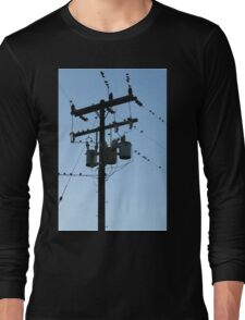 Power Pole Long Sleeve T-Shirt