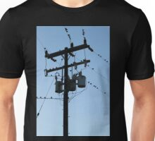 Power Pole Unisex T-Shirt