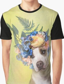 Flower Power, Connor 2 Graphic T-Shirt