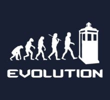 Evolution of the Tardis by ScottW93