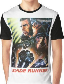 Blade Runner Movie Shirt! Graphic T-Shirt