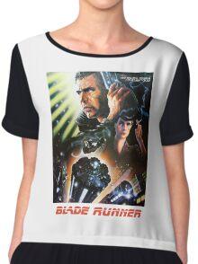 Blade Runner Movie Shirt! Chiffon Top