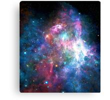 Nebula Galaxy Print Canvas Print