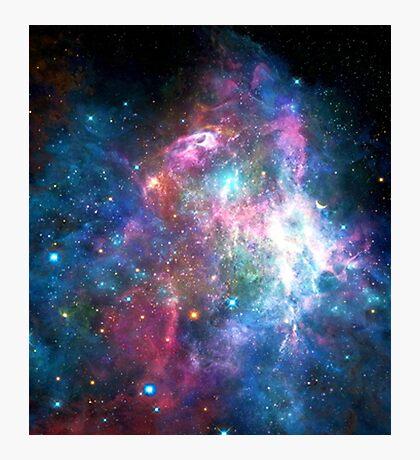 Nebula Galaxy Print Photographic Print