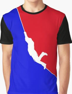 Uncharted 4   NBA Style Graphic T-Shirt