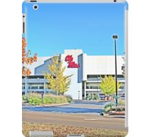 Ole Miss Football Stadium iPad Case/Skin