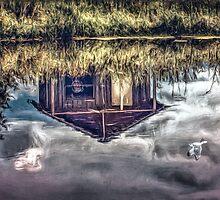 Pond Cabin by Wib Dawson