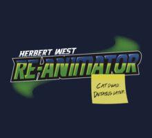 Re-animator Logo by samRAW08