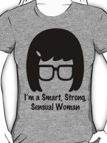 Tina - [Woman] Bob's Burgers minimalist design T-Shirt