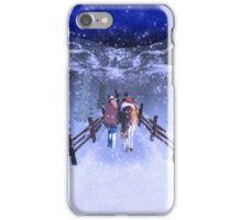 A Walk in the Snow iPhone Case/Skin
