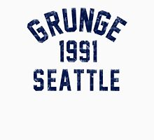 Grunge Men's Baseball ¾ T-Shirt