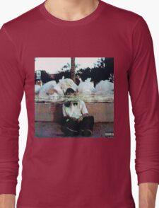 SESH garbage mixtape cover Long Sleeve T-Shirt