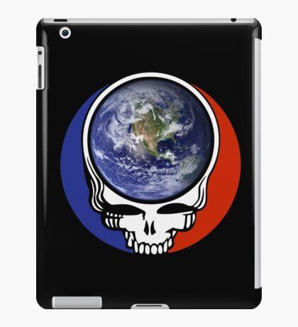 Earth Stealie iPad Case/Skin