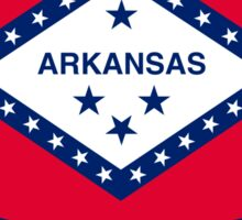Arkansas State Flag Graphic USA Styling Sticker