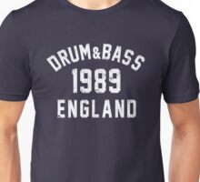 Drum & Bass Unisex T-Shirt