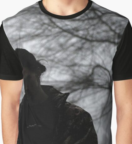 SESH bones powder cover Graphic T-Shirt