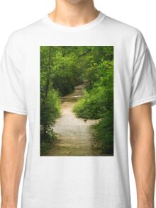 Lonely Walk Classic T-Shirt