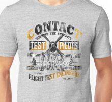 test pilots Unisex T-Shirt