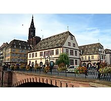 Strasbourg Old Town, France Photographic Print