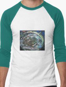 Mikhail Vrubel - Zhemchuzhina Pearl Oyster 1904 Men's Baseball ¾ T-Shirt