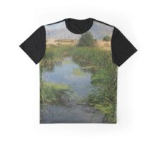 Reeding River Graphic T-Shirt