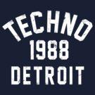 Techno by ixrid
