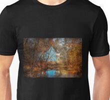 Mill - Walnford, NJ - Walnford Mill Unisex T-Shirt