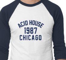 Acid House Men's Baseball ¾ T-Shirt