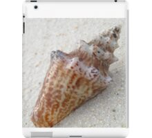 Nature's mobile home iPad Case/Skin