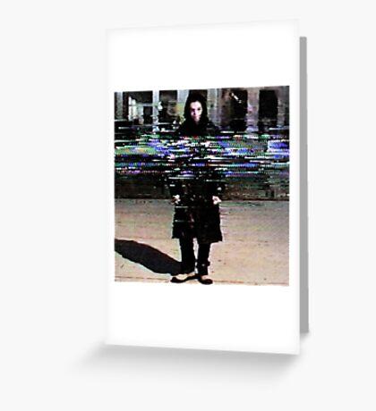 SESH bones teenwitch Greeting Card