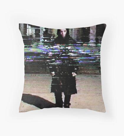 SESH bones teenwitch Throw Pillow