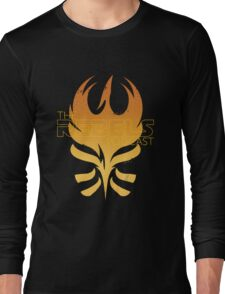 The Rebels Podcast Phoenix Flame Long Sleeve T-Shirt
