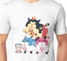 Meow Wow and Friends Unisex T-Shirt