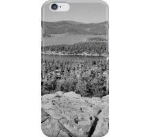 Big Bear Lake-HDR  iPhone Case/Skin