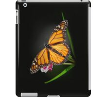 Open Wings Monarch Butterfly iPad Case/Skin