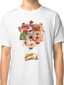 Street Fighter II Classic T-Shirt