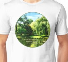 Ecclesiastes 3 11 He Hath Made Everything Beautiful T-Shirt