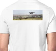 Back over land Unisex T-Shirt