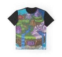 Circus Island Graphic T-Shirt