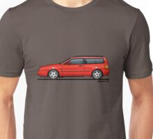 VW Corrado Magnum Sport Kombi Prototype Unisex T-Shirt