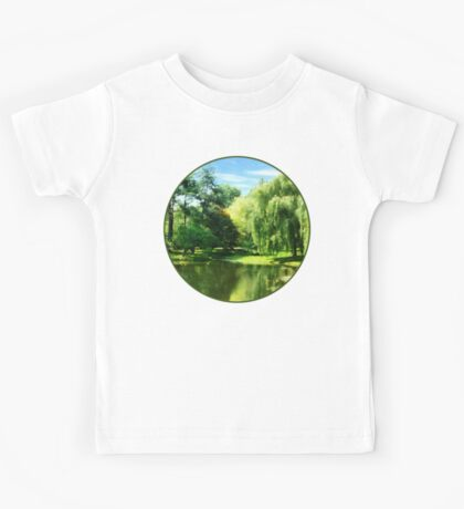 Willow By the Lake Kids Tee