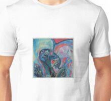 Jelly monster bonding painting Unisex T-Shirt