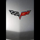Little Silver Corvette Case by Ron Hannah