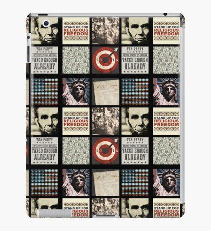 Conservative Politics iPad Case/Skin
