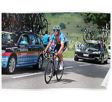 Tour de France 2014 - Jack Bauer - New Zealand Poster