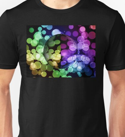 Abstract Globe Unisex T-Shirt